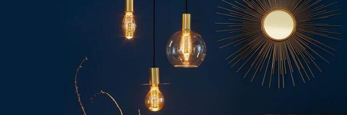 Vintagelampen Glühbirnen