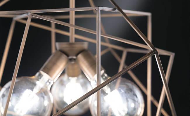 Trend: Industrial- und Vintagelampen