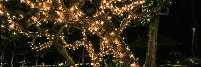 Beleuchtung Outdoor