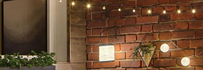 Außenbeleuchtung Terrasse