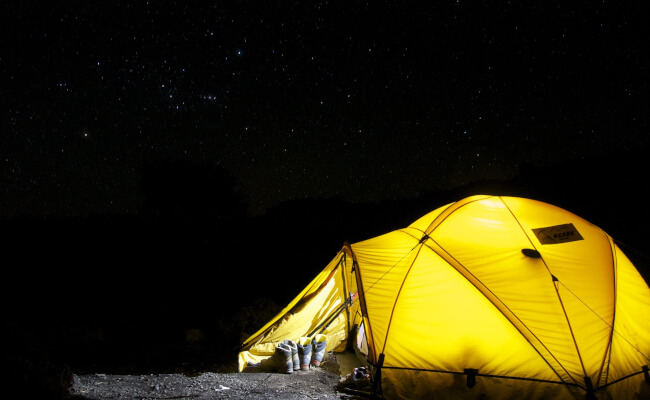 Camping Lampen – Camping Must have