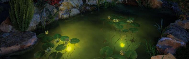 Unterwasser Beleuchtung