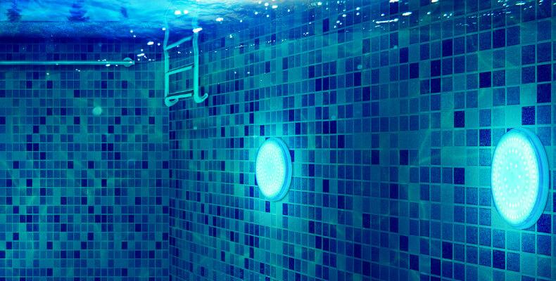 Pool Einbaulampen