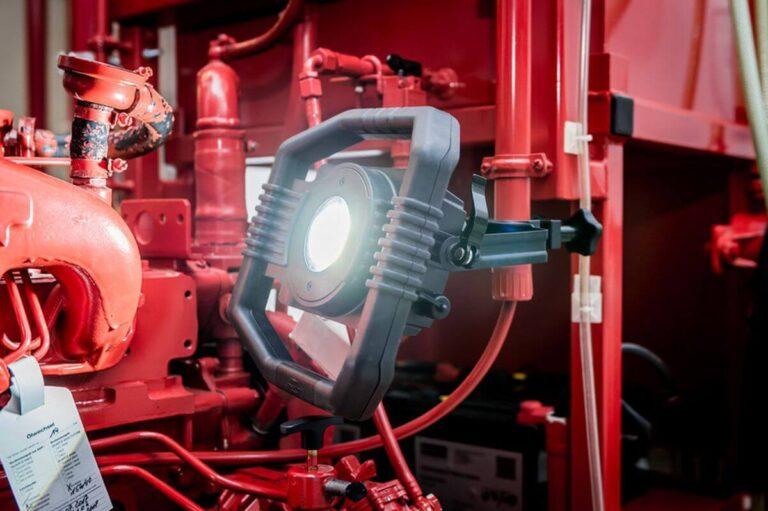 Baulampen – Nützliche Beleuchtung für Innen- und Außenbereiche